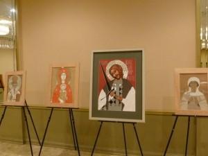 Изложба «Нова лица икона»