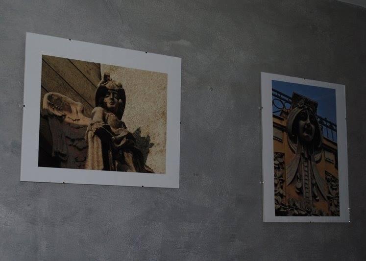 Изложба фотографија «Урбана лица»